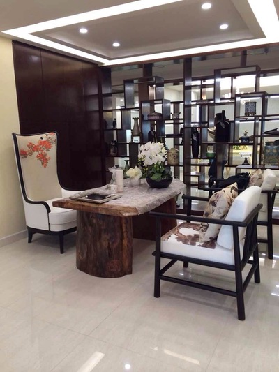 LUXURY CUSTOM  VILLA FURNITURE MADE BY CHINA HIGH END FURNITURE FACTORY AND COMPANY-INTERI FURNITURE