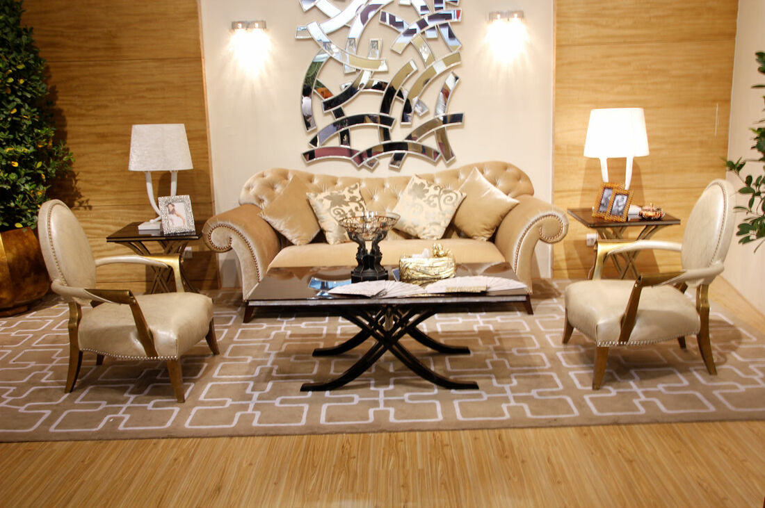 High-end custom made furniture made by China furniture manufacturer-Interi Furniture