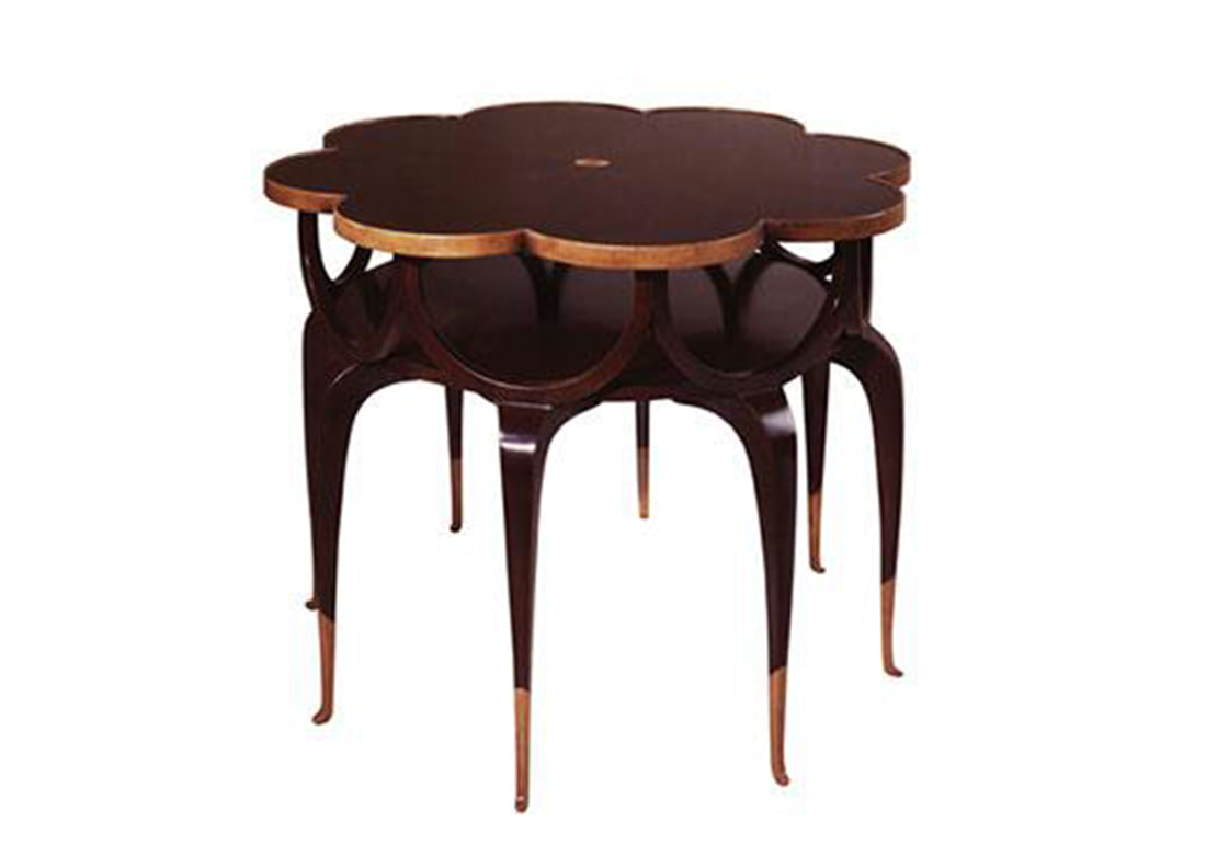 high quality custom built and handmade modern luxury flower desk maker & supplier &manufacturer&brand&company&factory in china -interi furniture
