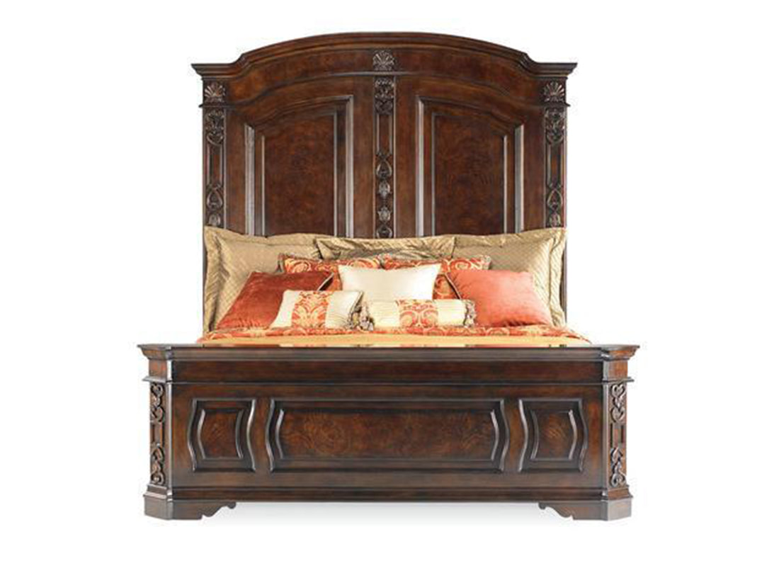high quality custom built and handmade modern luxury wooden bed maker & supplier &manufacturer&brand&company&factory in china -interi furniture