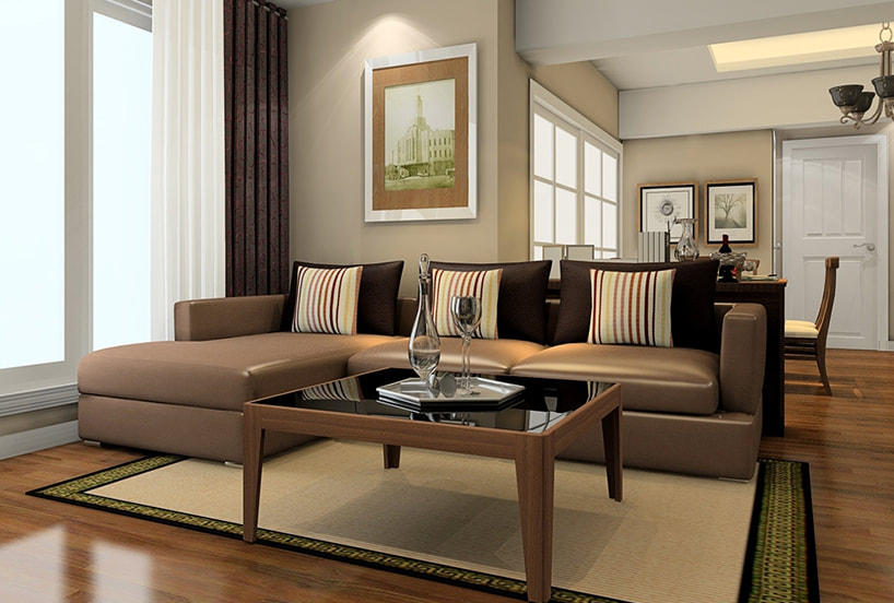 High-end Full House Custom Furniture Manufactured by Interi Furniture