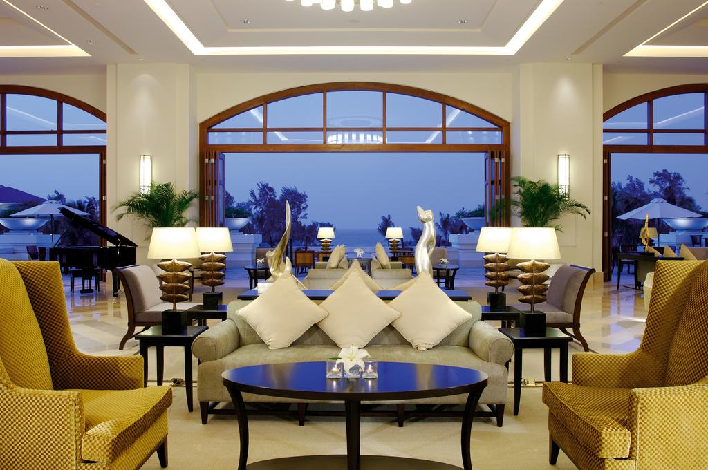 High-end Custom Hotel Furniture Made by China Furniture Factory