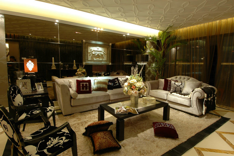 china high quality modern luxury custom home furniture suppier and manufacturer-interi furniture