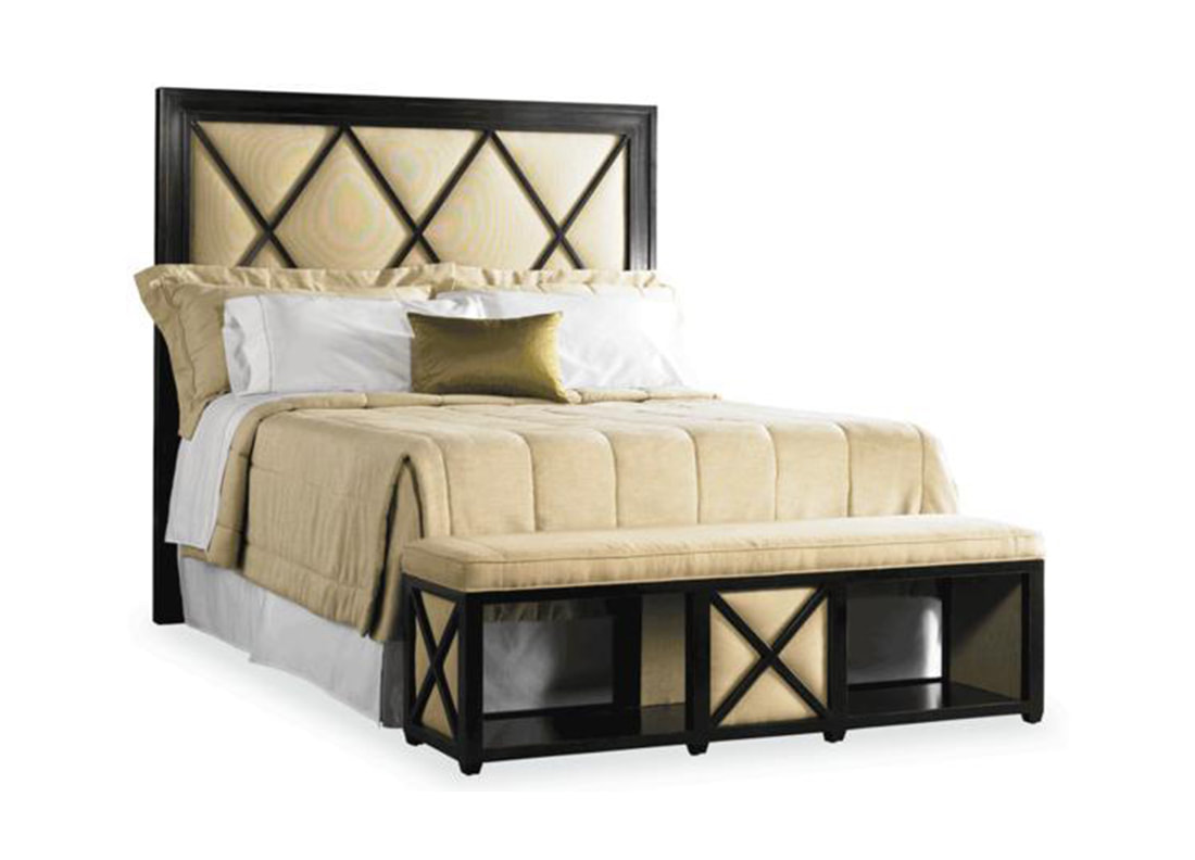 high quality custom built and handmade modern luxury upholstered bed maker & supplier &manufacturer&brand&company&factory in china -interi furniture